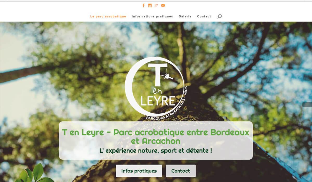 T en Leyre - Accrobranche entre Bordeaux et Arcachon
